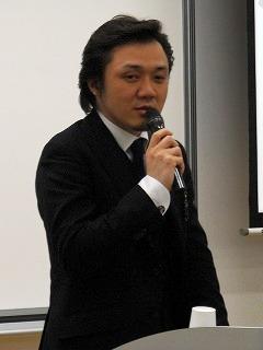 池田浩大氏