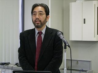 武藤博己教授