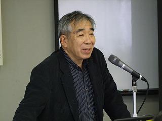 岡本義行教授